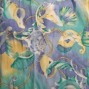 Seashell skirt